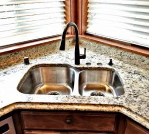 A new sink fixture