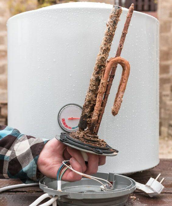 Reasons Behind Sediment Buildup